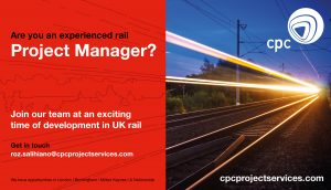 Rail Project Manager Jobs at CPC