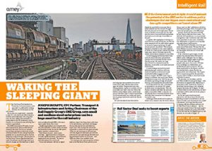 Rail magazine - rail sector deal