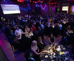 Young Rail Professionals Annual Dinner 2019