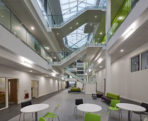 Leeds College of Building Atrium2