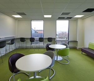 Leeds College of Building Studyspace