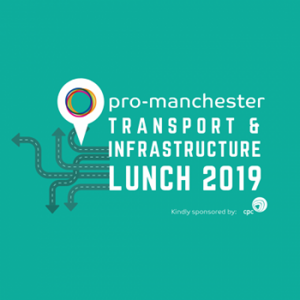 ProManchester Transport Lunch