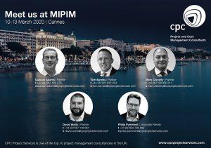 CPC at MIPIM 2020