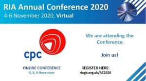RIA Annual Conference 2020