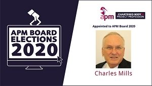 Charles Mills appointed to APM Board