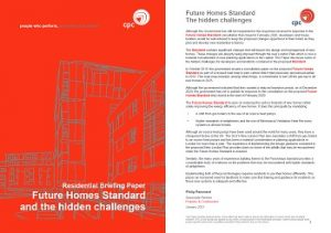 Future Homes Standard - Briefing Paper Summary