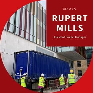 Life at CPC Rupert Mills Interview